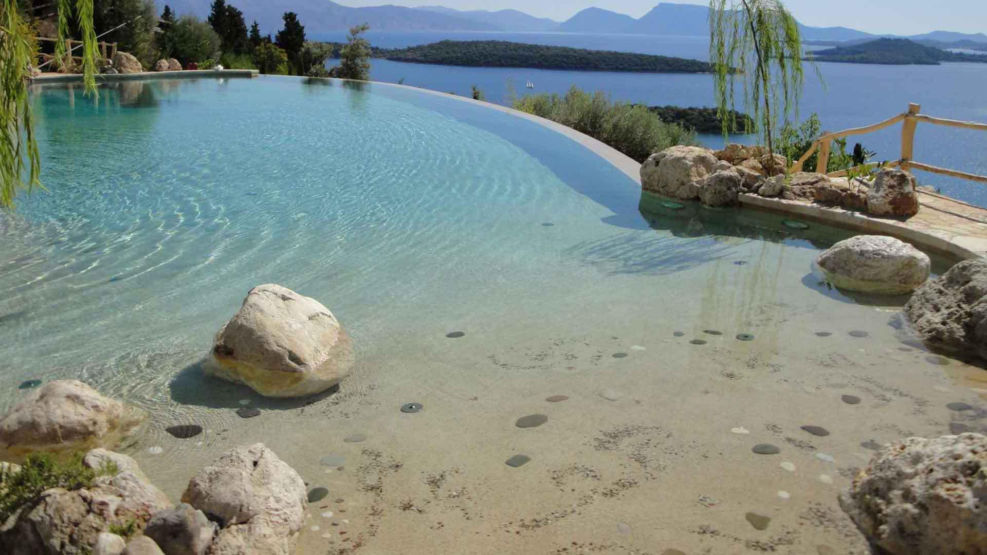 Πισίνες Crystal Pools