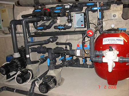 POOL MACHINERY